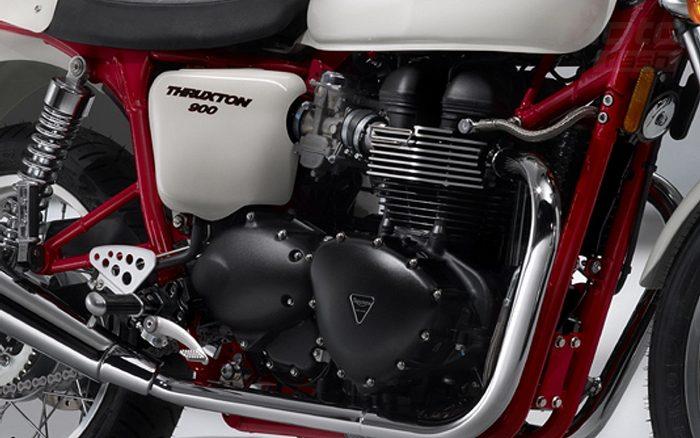 Triumph 900 THRUXTON SE 2010 - 7