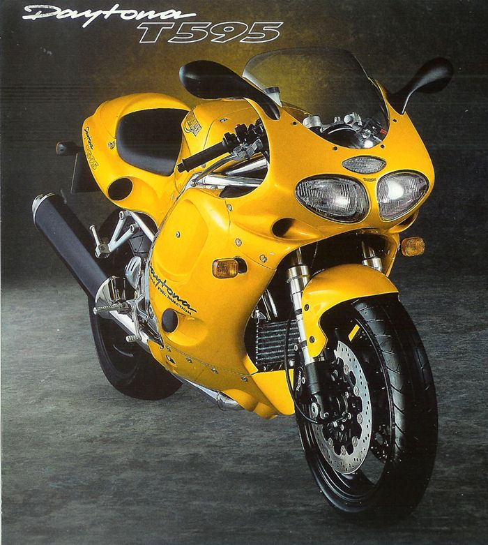 Triumph 955 DAYTONA T595 1997 - 10