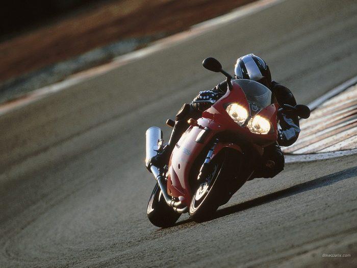 Triumph 955i DAYTONA 2003 - 5