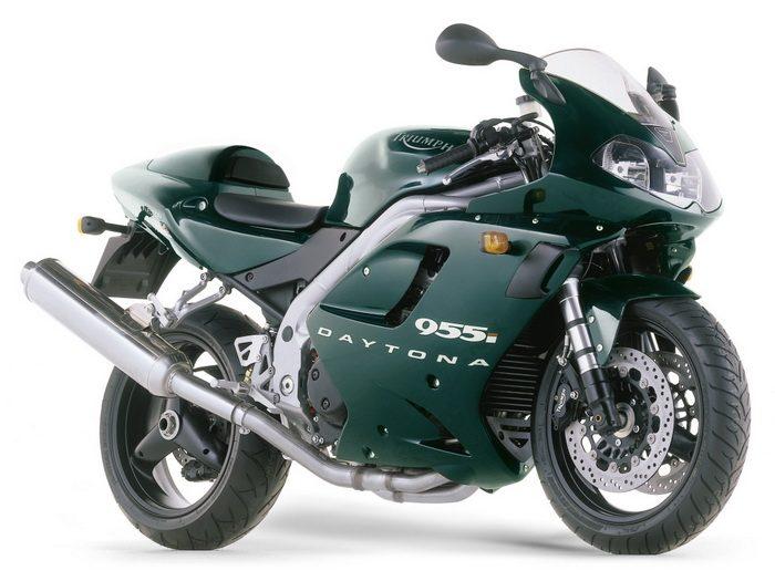 Triumph 955i DAYTONA 2003 - 11
