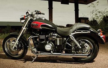 Triumph 865 Bonneville Speedmaster 2008 Fiche Moto Motoplanete