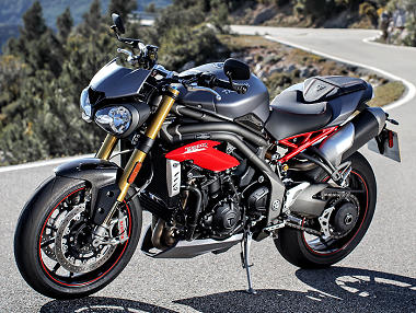 triumph 1050 speed triple r 2017 fiche moto motoplanete. Black Bedroom Furniture Sets. Home Design Ideas