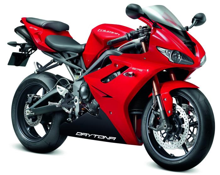 Triumph 675 Daytona 2012 Fiche Moto Motoplanete