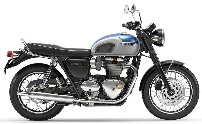 Triumph 1200 Bonneville T 120