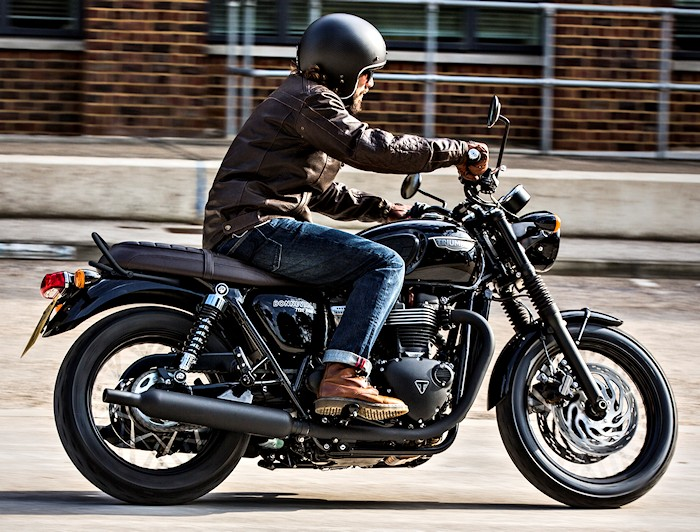 Bonneville And Son >> Triumph 1200 BONNEVILLE T 120 Black 2016 - Fiche moto - MOTOPLANETE