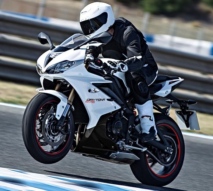 Triumph 675 Daytona 2016 Fiche Moto Motoplanete