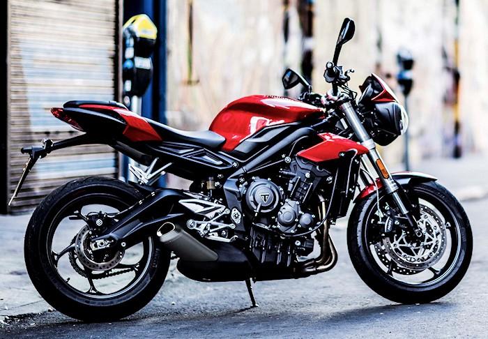 triumph 800 street triple s 2017 fiche moto motoplanete. Black Bedroom Furniture Sets. Home Design Ideas