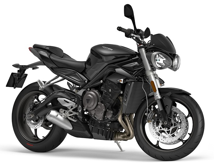 triumph 660 street triple s a2 2017 fiche moto motoplanete. Black Bedroom Furniture Sets. Home Design Ideas