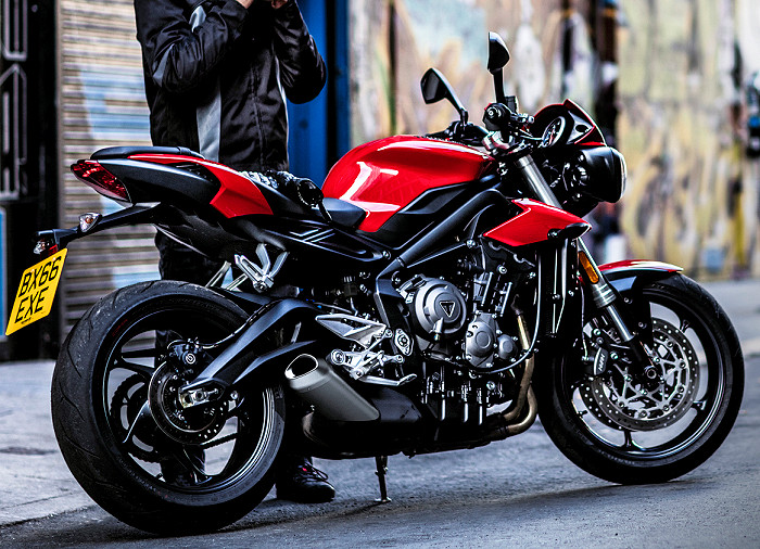 triumph 660 street triple s a2 2019 fiche moto motoplanete. Black Bedroom Furniture Sets. Home Design Ideas