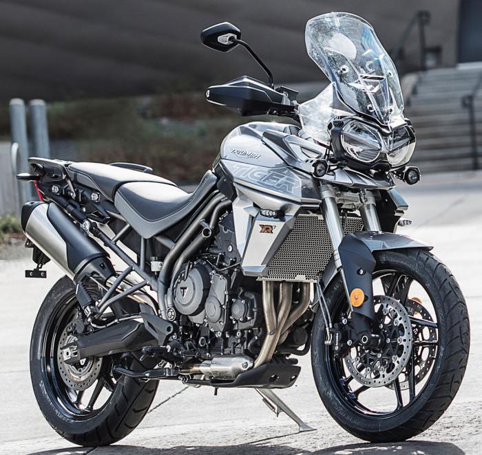 TRIUMPH TIGER 800 XRT 2019 800 cm3   moto trail   14 500