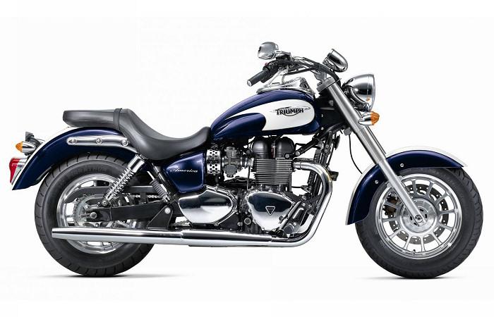 Triumph 865 America 2013 Fiche Moto Motoplanete