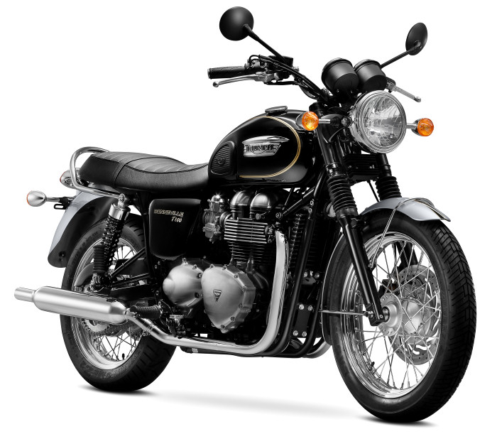 triumph 865 bonneville t 100 s e 2014 fiche moto motoplanete. Black Bedroom Furniture Sets. Home Design Ideas