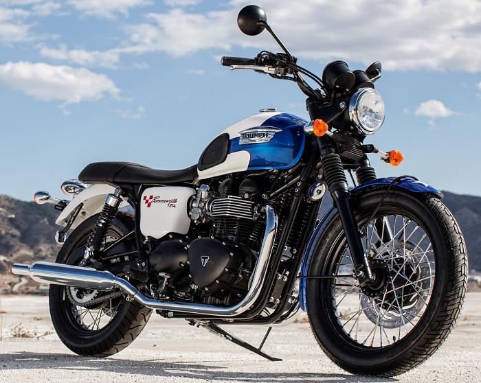 triumph 865 bonneville t214 2015 fiche moto motoplanete. Black Bedroom Furniture Sets. Home Design Ideas