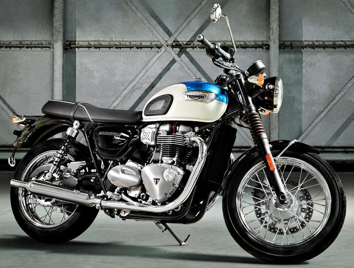 Triumph 900 Bonneville T 100 2018 Fiche Moto Motoplanete