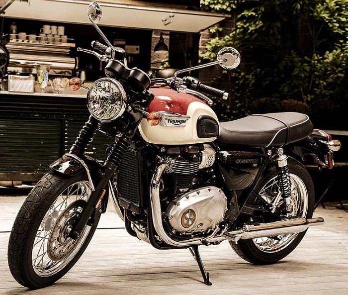 Triumph 900 Bonneville T 100 2019 Fiche Moto Motoplanete