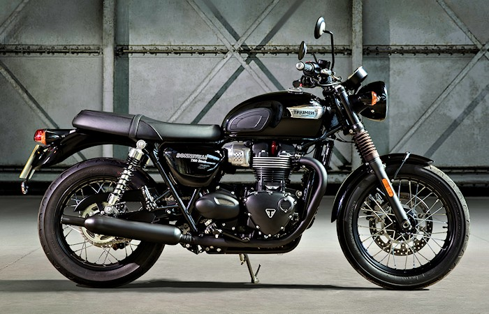 triumph 900 bonneville t 100 black 2017 fiche moto motoplanete. Black Bedroom Furniture Sets. Home Design Ideas