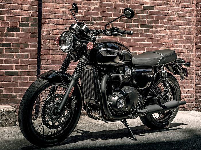 triumph 900 bonneville t 100 black 2019 fiche moto motoplanete. Black Bedroom Furniture Sets. Home Design Ideas