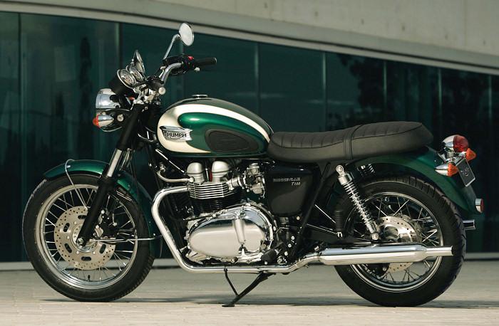 Triumph 865 Bonneville T 100 2008 Fiche Moto Motoplanete