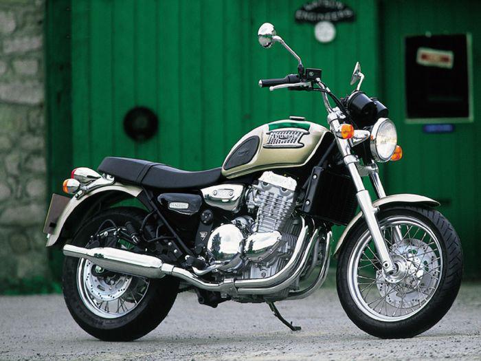 triumph 900 thunderbird 1995 fiche moto motoplanete. Black Bedroom Furniture Sets. Home Design Ideas