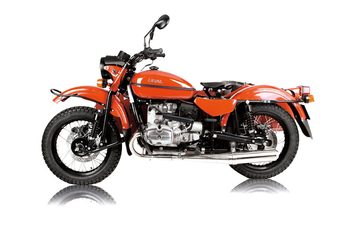 miniature Ural CT 2016 - 5