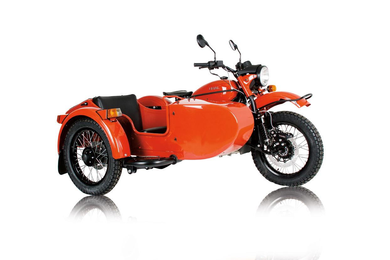 miniature Ural CT 2016 - 4