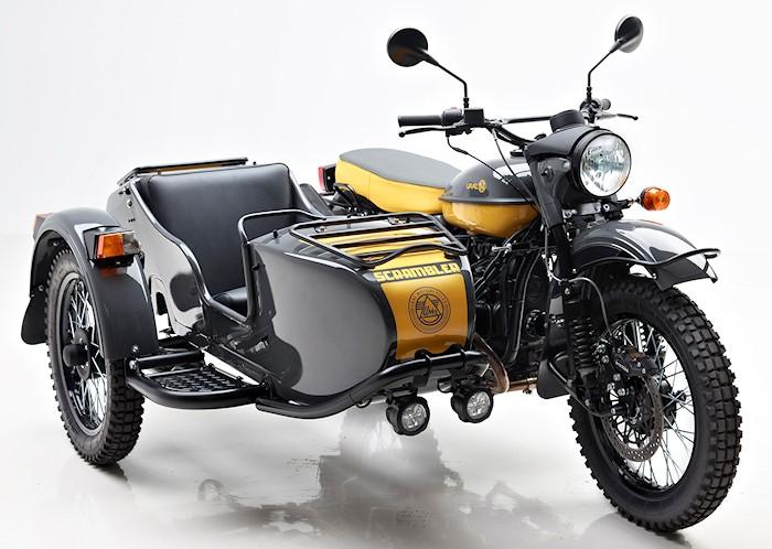 ural scrambler 2015 fiche moto motoplanete. Black Bedroom Furniture Sets. Home Design Ideas
