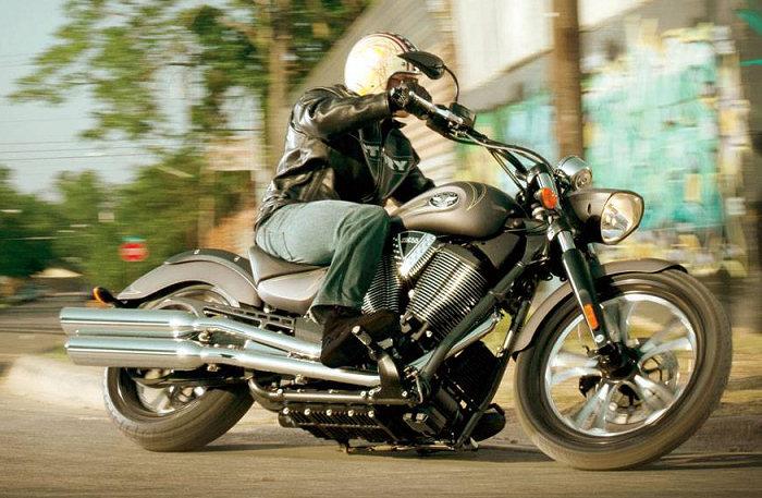 Victory VEGAS 1700 ZACH NESS 2012 - 1