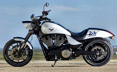 Victory 1700 HAMMER S 24 heures Le Mans Limited Edition 2014