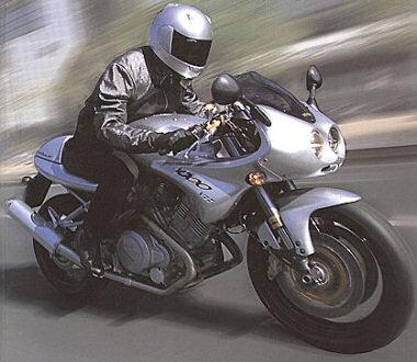 1000 CAFE RACER 2004