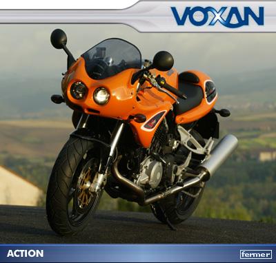Voxan 1000 CAFE RACER 2008 - 17