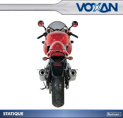 Voxan 1000 CAFE RACER 2008 - 19