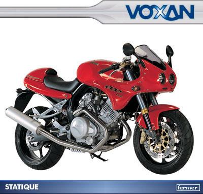Voxan 1000 CAFE RACER 2008 - 18