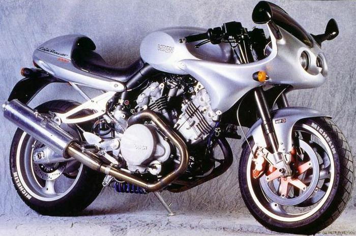 Voxan 1000 CAFE RACER 2008 - 7