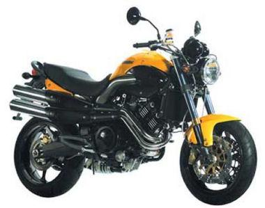 Voxan Street Scrambler Motorcycles