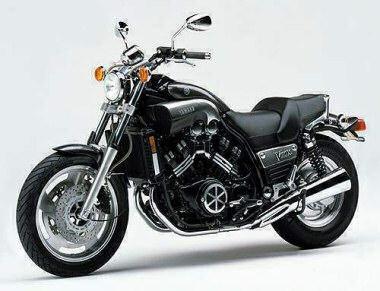 yamaha 1200 v max 1994 fiche moto motoplanete. Black Bedroom Furniture Sets. Home Design Ideas