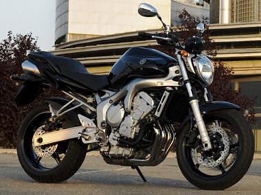 Yamaha FZ6 600