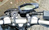 Yamaha MT-09 850