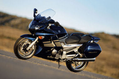 Yamaha FJR 1300 AS et S
