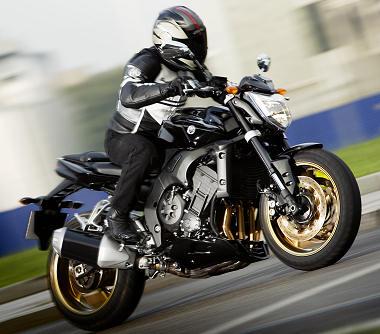 Yamaha FZ1 1000  2008