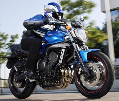 Yamaha FZ6 600 S2