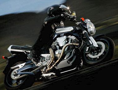 Yamaha 1670 MT-01