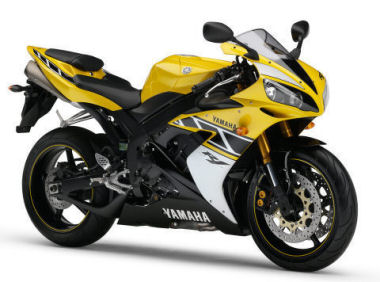 R1 2006 racing jaune