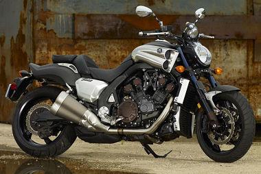 Yamaha 1700 V-MAX 2012