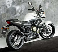 yamaha xj6 600 naked 2009 fiche moto motoplanete. Black Bedroom Furniture Sets. Home Design Ideas