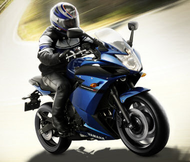 Yamaha XJ6 600 Diversion F