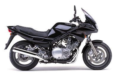 yamaha xjs 900 diversion 1995 fiche moto motoplanete. Black Bedroom Furniture Sets. Home Design Ideas