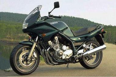 moto yamaha 900 diversion occasion
