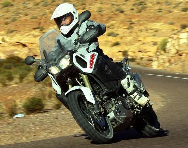 moto Yamaha XTZ 1200 Super Ténéré 2012