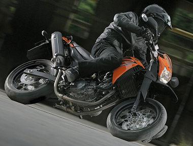 moto Yamaha XT 660 X 2006