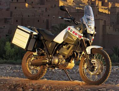 XT 660 Z Ténéré 2008